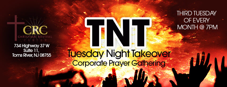 Tuesday Night Takeover NEW SCHEDULE